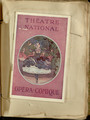 [89], Theatre National program, Contes d'Hoffman, front cover