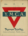 [65] Theatre program, front cover